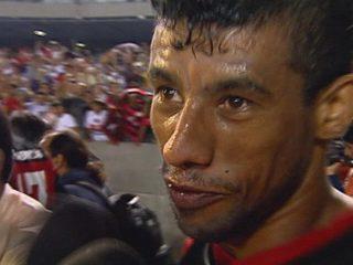 Em 2007, Flamengo vence o Vasco por 2 a 1 pelo Brasileiro