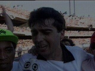 Em 1990, Corinthians vence São Paulo por 1 a 0 e conquista o Campeonato Brasileiro