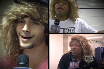 Cantores homenageiam Whitney Houston