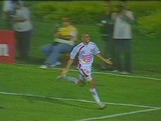 Em 2007, Náutico goleia o Botafogo por 4 a 1 pelo Campeonato Brasileiro