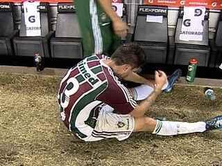 Fluminense empata com o Boca Jrs por 1 a 1 e é eliminado da Libertadores