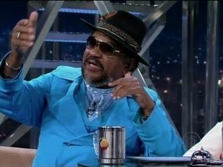 Gerson King Combo é um dos grandes ícones da soul music no Brasil