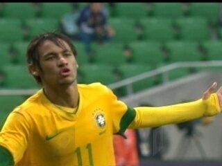 Com um show de Neymar, Brasil goleia o Japão por 4 a 0 em amistoso internacional