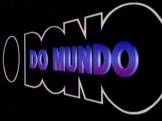 O Dono do Mundo (1991): Abertura