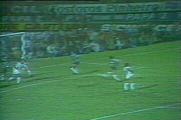 Em 1977, Corinthians vence Ponte Preta por 1 a 0 e é campeão paulista