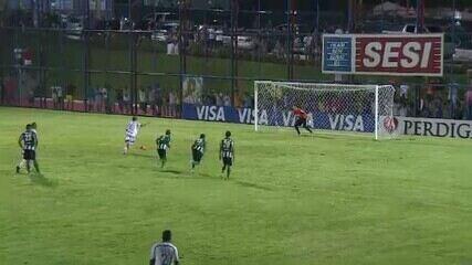 Nacional goleia Coritiba por 4 a 1 e abre vantagem na Copa do Brasil