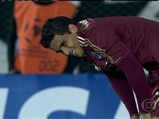 Fluminense leva virada e está eliminado da Taça Libertadores