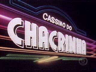 Casino do chacrinha avery cardozas casino 2000