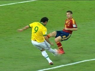 Melhores momentos de Brasil 3 x 0 Espanha pela final da Copa das Confederações