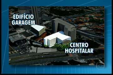 Instituto Emílio Ribas passa por reforma e ampliação desde 2014