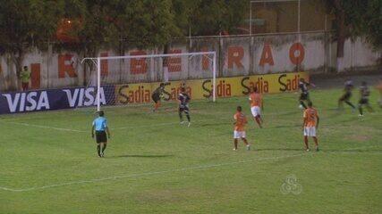 Náutico-RR perde em casa para a Ponte Preta e dá adeus a Copa do Brasil: 4 a 1