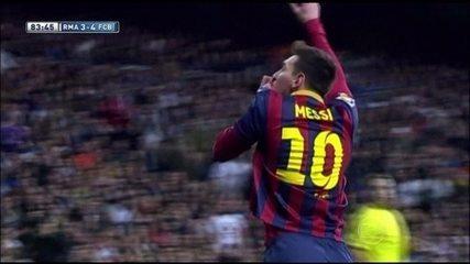 Teve hat-trick! Barcelona vence Real Madrid, e Messi se torna o maior artilheiro da história do clássico em 2014