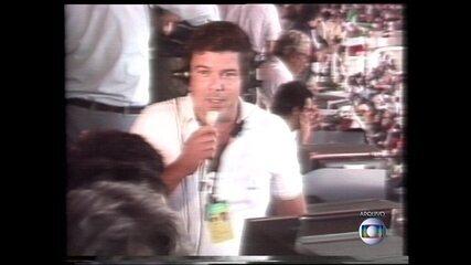 Morre o locutor esportivo Luciano do Valle