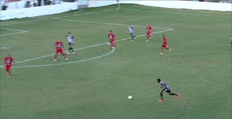 Com gol de Anderson Paraíba, Botafogo-PB é derrota por 1 a 0 para o Salgueiro