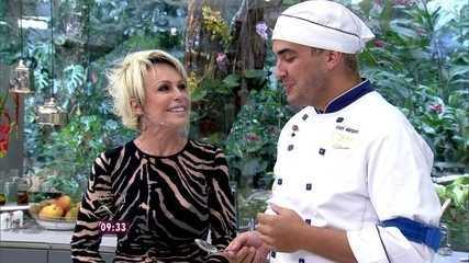 Ana Maria dá dica para fazer um delicioso arroz de micro-ondas