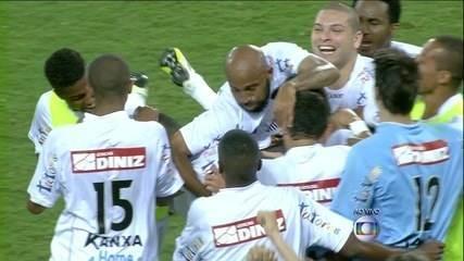 Confira os melhores momentos de Bragantino 1 x 0 Corinthians