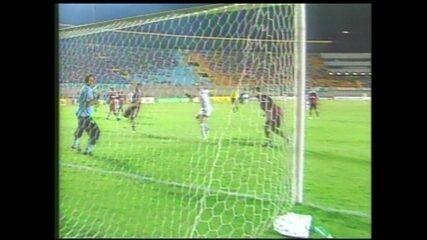 Gols de Paulo Baier no jogo Goiás 5 x 3 Fluminense pelo Brasileirão 2007