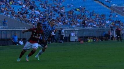 Melhores momentos: Grêmio 1 x 1 Flamengo pela 38ª rodada do Brasileirão