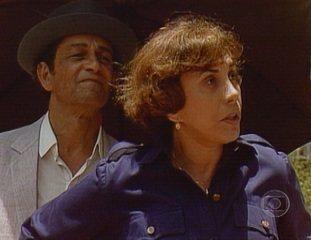 João Carlos como Arquibaldo em 'Pedra Sobre Pedra'