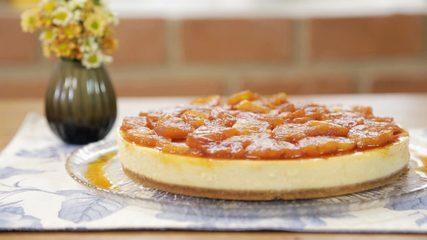Cheesecake de Abacaxi