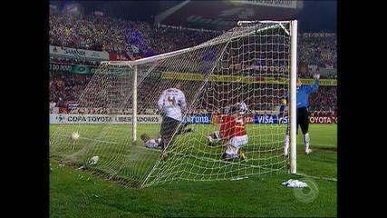 Inter é campeão da Libertadores de 2006; relembre