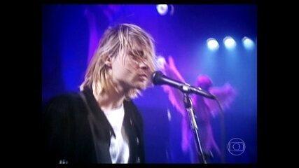 Mundo da música completa 21 anos sem Kurt Cobain