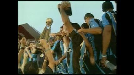 Grêmio empata com Inter no Beira-Rio e conquista Gauchão de 2006; relembre