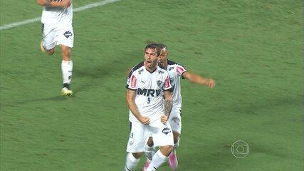 Atlético-MG vence o Colo-Colo por 2 a 0, no Indpendência, e se classifica na Libertadores