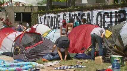Justiça determina e Ocupe Estelita libera rua em que mora o prefeito do Recife