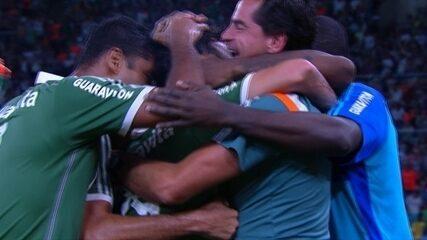 O gol de Fluminense 1 x 0 Joinville pela 1ª rodada da série A do Brasileirão