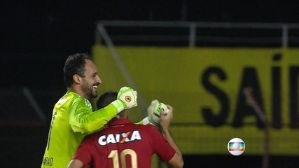 Sport passa para a próxima fase da Copa do Brasil