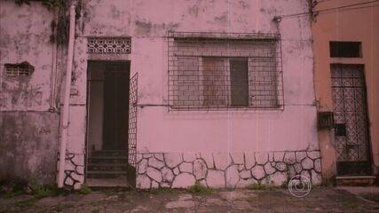 A cantora participa do quadro Visitando o Passado e volta à primeira casa onde morou em Salvador