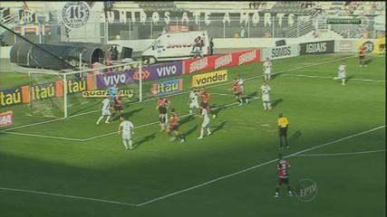 Assista à reportagem da vitória da Ponte sobre o Flamengo em 2015