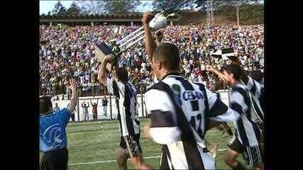 De virada, Tupi-MG vence América de Alfenas e está de volta à elite do Campeonato Mineiro