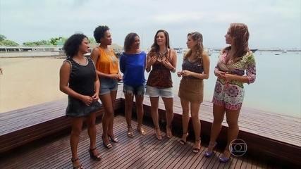 Direto de Salvador, integrantes do grupo 'As Meninas' contam por onde andam