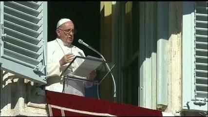 Papa Francisco critica roubo e vazamento de informações secretas da Igreja Católica