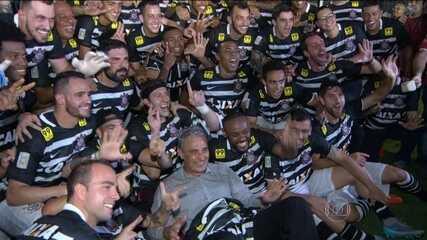 Corinthians conquista o título do Brasileirão com três rodadas de antecedência