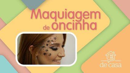 Maquiagem de Onça: Bianca Andrade ensina a fazer uma oncinha