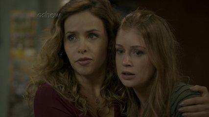 Teaser 06/8 - Eliza descobre que Dino fugiu
