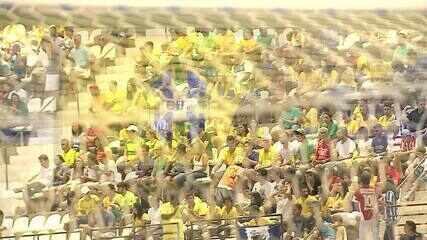 Seleção Olímpica desponta em Maceió e vence amistoso contra a África do Sul
