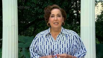 Claudia Jimenez conta história de sua personagem em 'Haja Coração'