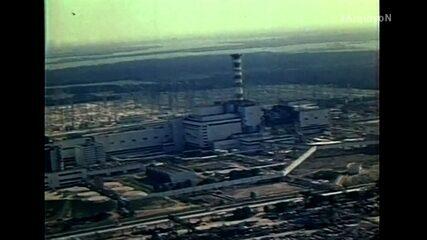 Arquivo N lembra os 30 anos do acidente nuclear de Chernobyl