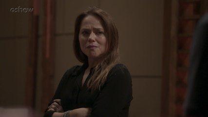 Teaser 11/9 - Lili dispensa Rafael para ficar com Germano