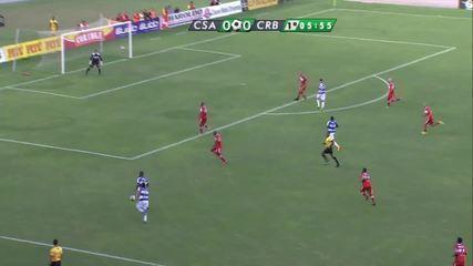 Confira os melhores momentos da vitória do CRB por 1 a 0 sobre o CSA na final do Alagoano de 2016