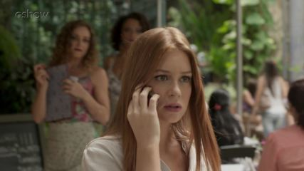 Teaser 1/10: Eliza recusa beijo de Arthur