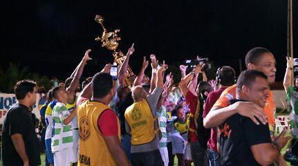 Os gols de Altos 3 x 1 River-PI na final do returno do Campeonato Piauiense