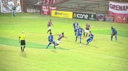 Os gols de Desportiva 4 x 1 Goianésia pela Série D do Campeonato Brasileiro 2016