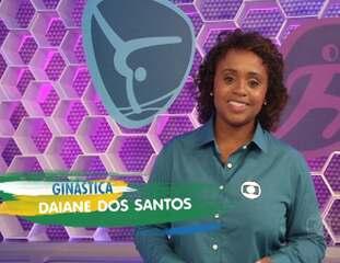 Depoimento - Daiane dos Santos: Olimpíada de Atenas (2004)