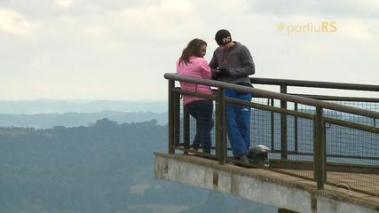 PartiuRS: Subindo a Serra para Nova Prata