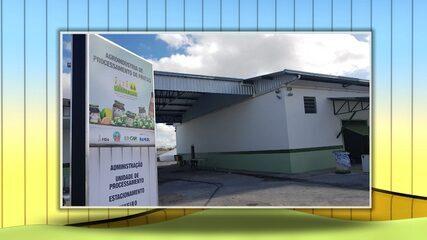 Primeira agroindústria de processamento de frutas de projeto da Coopercuc é inaugurada
